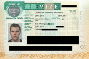Turkish visa